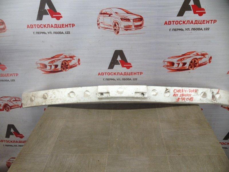 Абсорбер (наполнитель) бампера переднего Chery Fora (2006-2010)