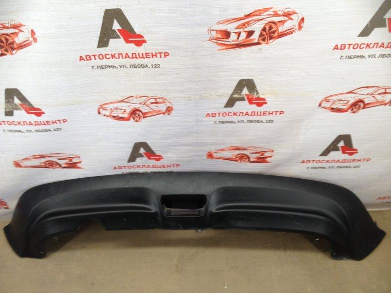 Бампер задний Nissan Juke (2011-2020) 2011 нижний