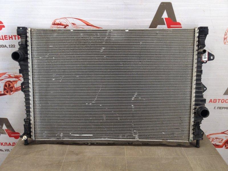 Радиатор охлаждения двигателя Land Rover Discovery Sport (L550) 2014-Н.в.