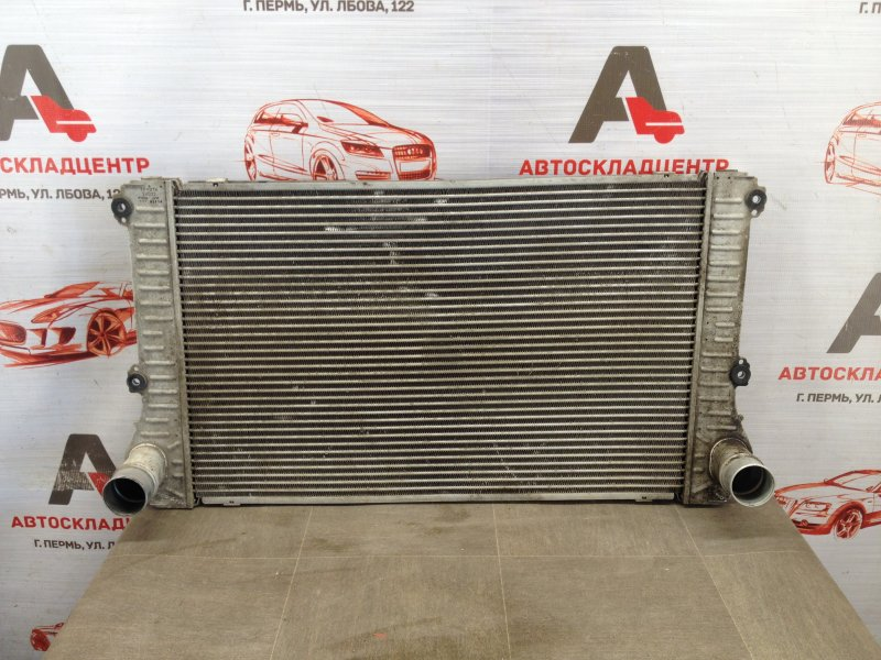 Интеркулер - радиатор промежуточного охлаждения воздуха Toyota Rav-4 (Xa40) 2012-2019