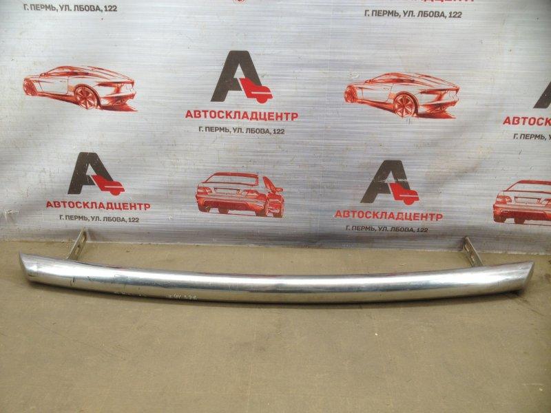 Обвес кузова - кенгурятник Toyota Rav-4 (Xa40) 2012-2019 задний