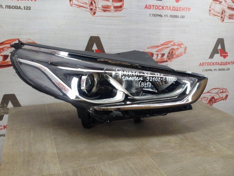 Фара правая Hyundai Sonata (2017-Н.в.) Lf
