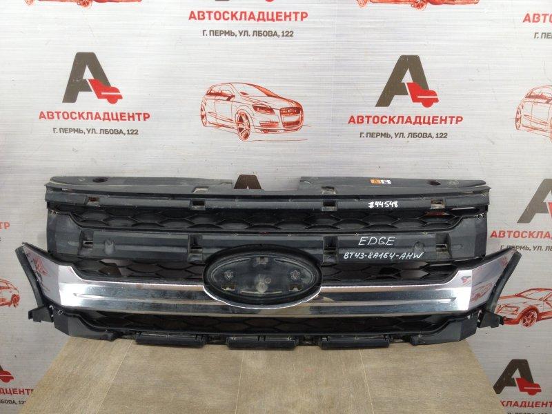 Решетка радиатора Ford Edge 2013-2015