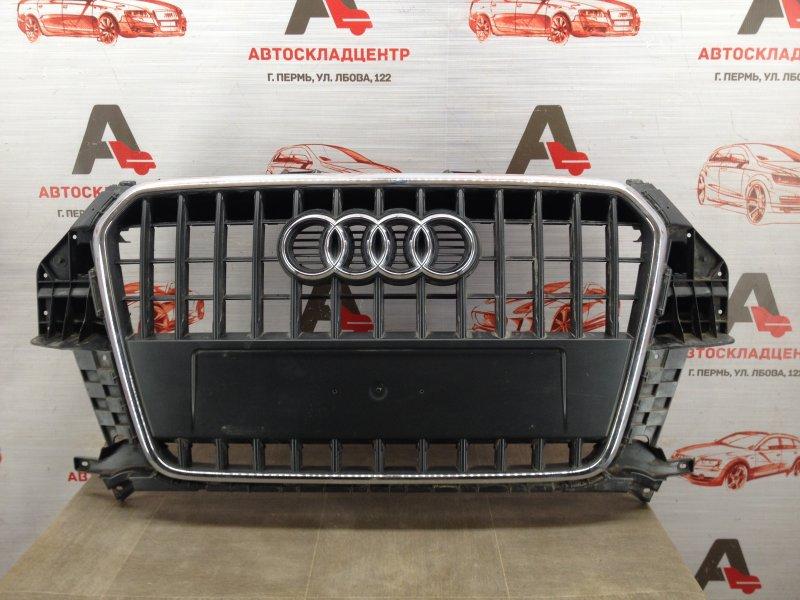 Решетка радиатора Audi Q3 (2011-2019) 2011