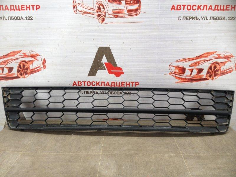 Решетка бампера переднего Skoda Yeti (2009-2018) 2013