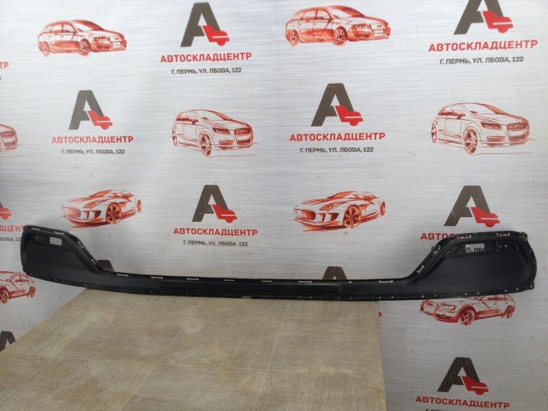 Решетка бампера заднего Kia Ceed (2012-2018) 2012