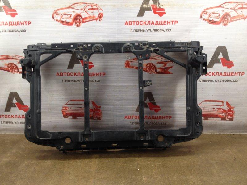 Панель передка (телевизор) - рамка радиатора Mazda Mazda 3 (Bm) 2013-Н.в.