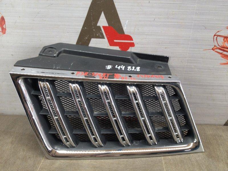 Решетка радиатора Mitsubishi Pajero Sport (2008-2017) 2008 правая