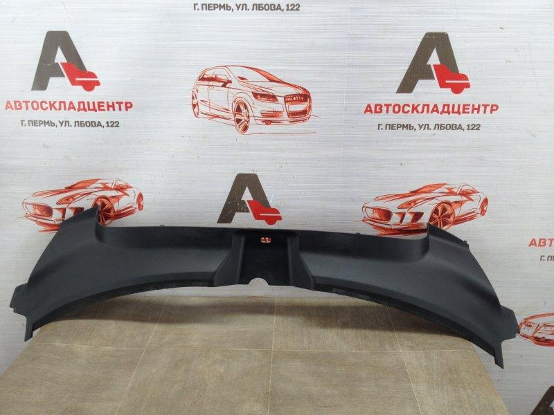 Пыльник бампера переднего верхний Audi A6 (C6) 2004-2011
