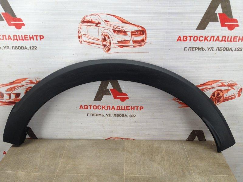 Накладка ( расширитель ) арки крыла - сзади слева Renault Kaptur (2016-Н.в.)