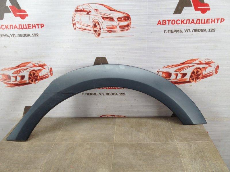 Накладка ( расширитель ) арки крыла - сзади слева Audi A6 (C7) 2010-2018