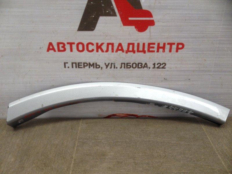 Накладка ( расширитель ) арки крыла на бампер - перед справа Toyota Rav-4 (Xa40) 2012-2019 2015