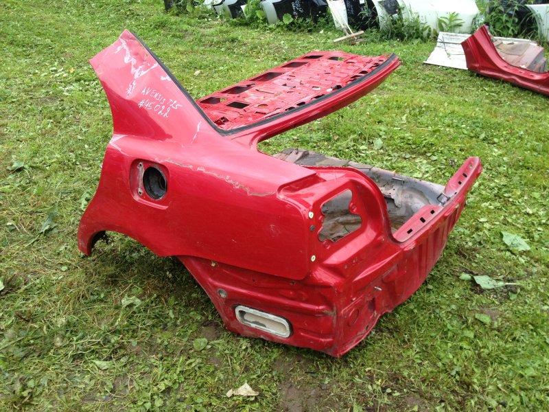 Крыло заднее левое Toyota Avensis (T25_) 2003-2009 1ZZ-FE (1800CC) 2006