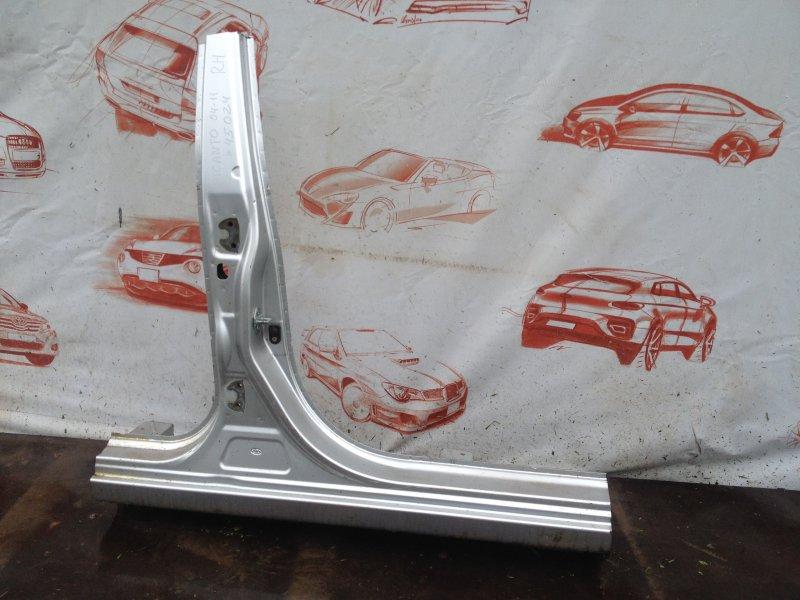 Кузов - боковина (обрезок) Kia Picanto (2004-2011) 2008