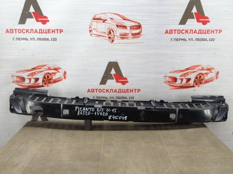 Абсорбер (наполнитель) бампера переднего Kia Picanto (2011-2017)