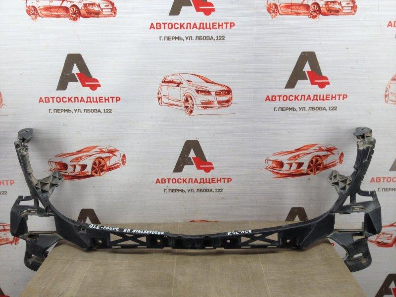 Каркас (рама) бампера переднего Mercedes Gle Coupe (W292) 2014-Н.в. верхний