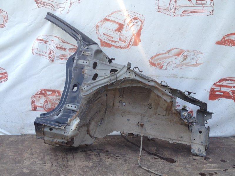 Лонжерон - в сборе с брызговиком Mitsubishi Lancer-10 (2006-2016) 4A91 (1500CC ) 05.2008 передний правый