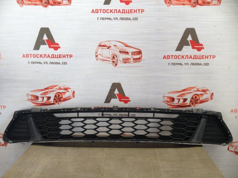 Решетка бампера переднего Kia Ceed (2018 - Н.в.)
