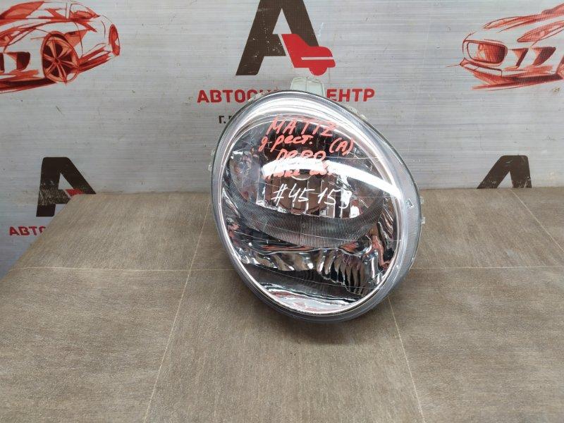 Фара правая Daewoo Matiz 1997-2015 2000