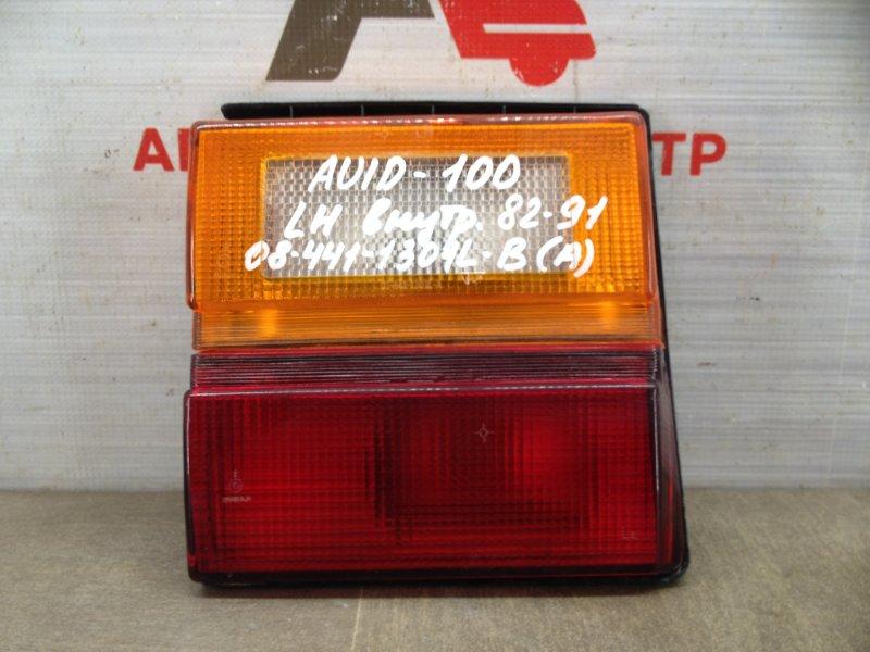 Фонарь левый - вставка в дверь / крышку багажника Audi 100 (C3) 1982-1991 1982