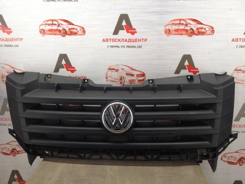 Решетка радиатора Volkswagen Crafter (2006-2016) 2011