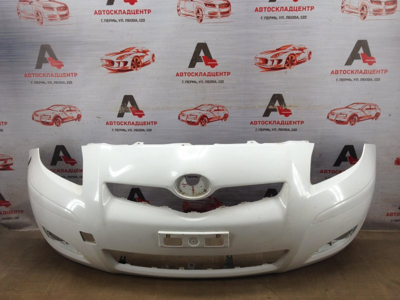 Бампер передний Toyota Yaris (Xp90) 2005-2010 2009