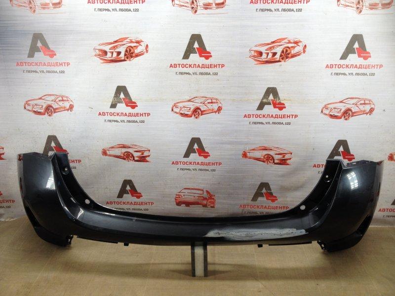 Бампер задний Toyota Auris (E18_) 2012-2016