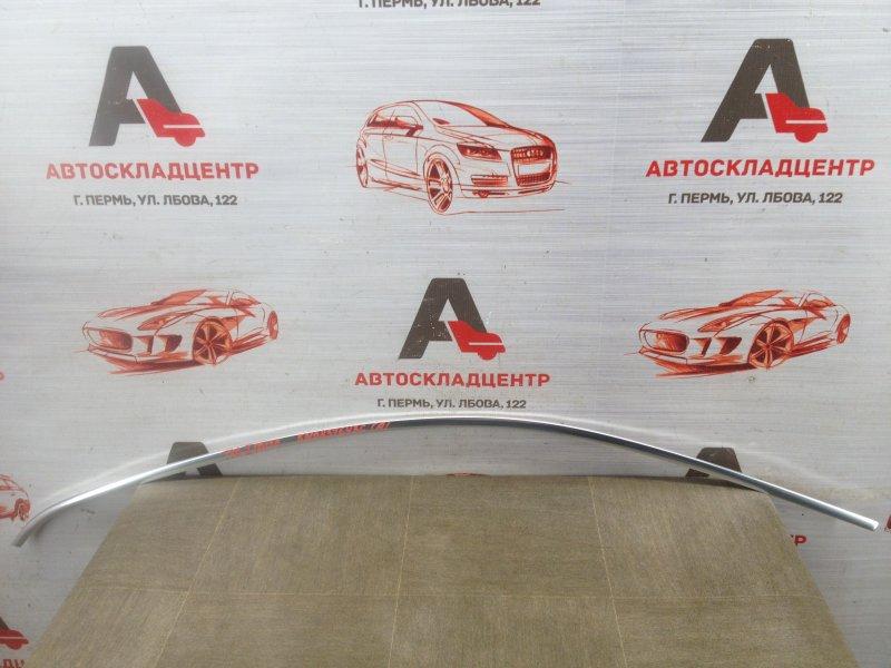 Молдинг рамки двери Volkswagen Tiguan (2007-2017) передний левый