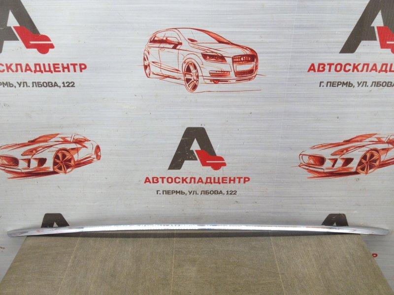 Накладка / молдинг крышки багажника Skoda Superb (2008-2015) 2013 нижняя