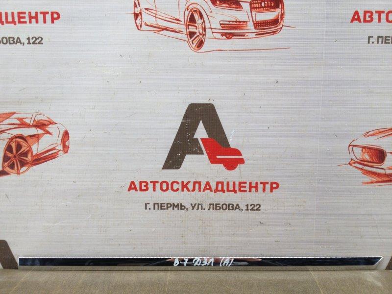 Молдинг двери задней левой Volkswagen Passat (B7) 2010-2014