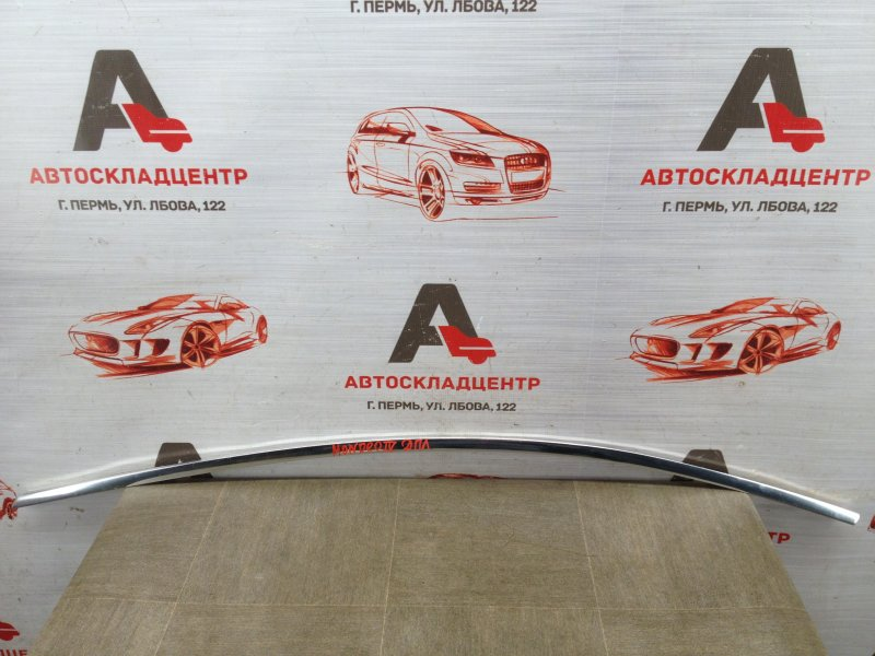 Молдинг рамки двери Ford Mondeo 4 2007-2015 передний левый