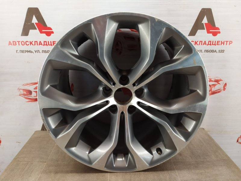 Диск колеса (литой) Bmw X5-Series (F15) 2013-2018 задний