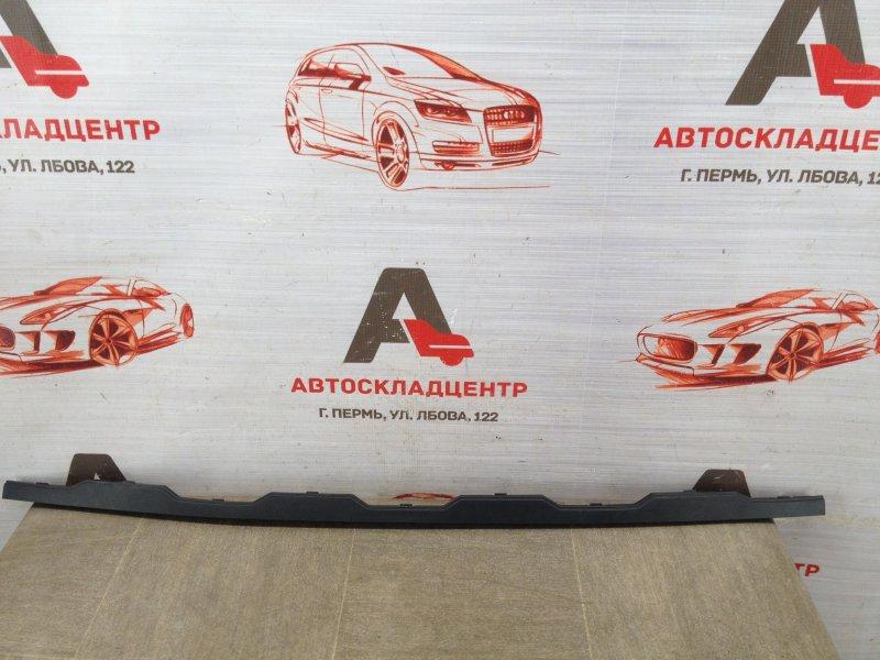 Спойлер (юбка) бампера переднего Volkswagen Amarok (2010-Н.в.) 2016
