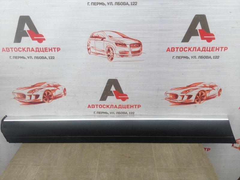 Накладка двери передней левой Volkswagen Touareg (2002-2010)