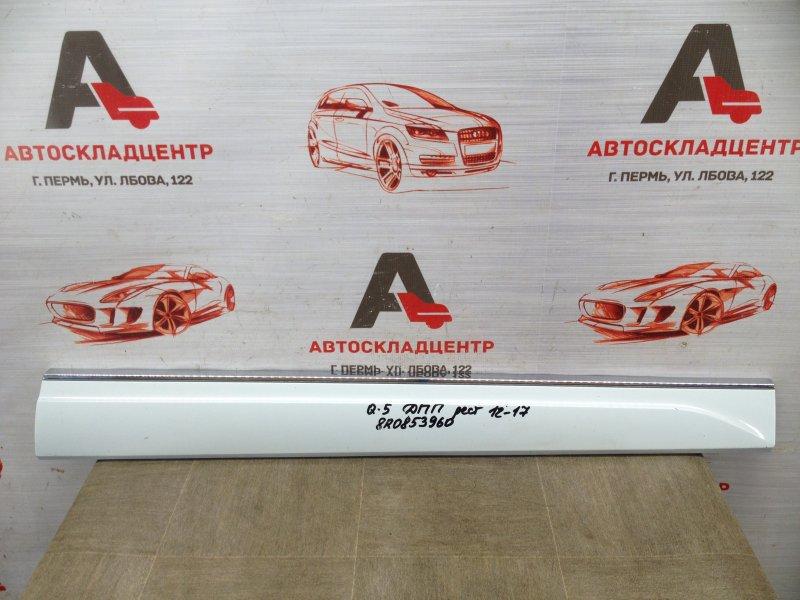 Накладка двери передней правой Audi Q5 (2008-2017) 2012
