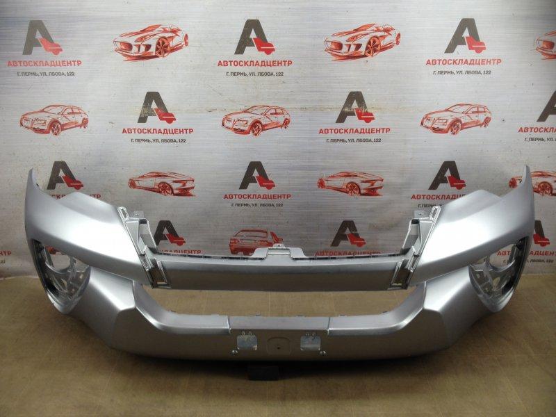 Бампер передний Toyota Fortuner (An160) 2015-Н.в.
