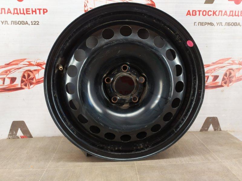 Диск колеса (штампованный) Chevrolet Cruze