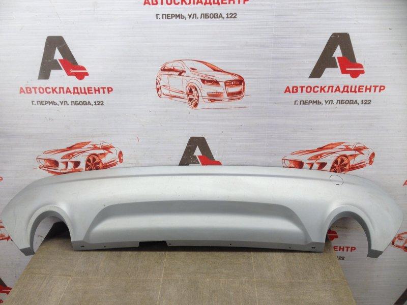 Спойлер (накладка) бампера заднего Ford Kuga 2011-2019