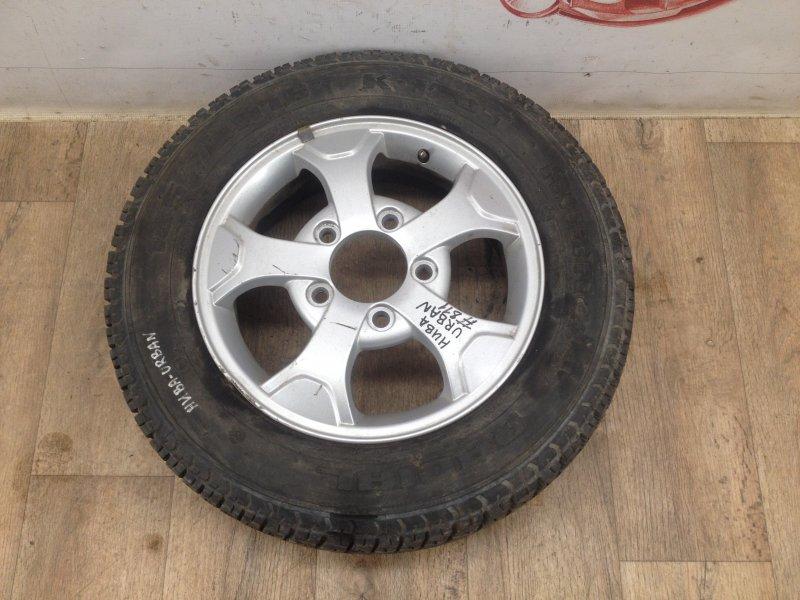 Колесо - диск в сборе с шиной Lada 4Х4 (Нива)