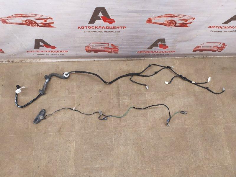 Электрика - проводка крышки багажника Mazda Mazda 3 (Bl) 2008-2013