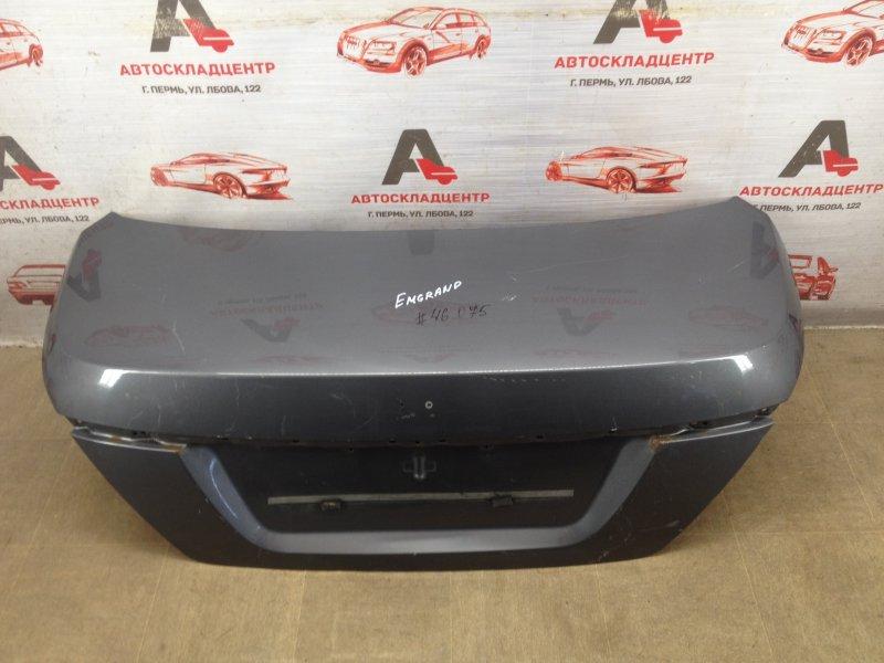 Крышка багажника Geely Emgrand Ec7 2009-Н.в.