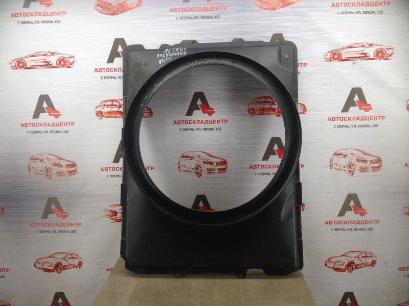 Диффузор радиатора охлаждения - рамка вентиляторов Mercedes Truck (Грузовые И