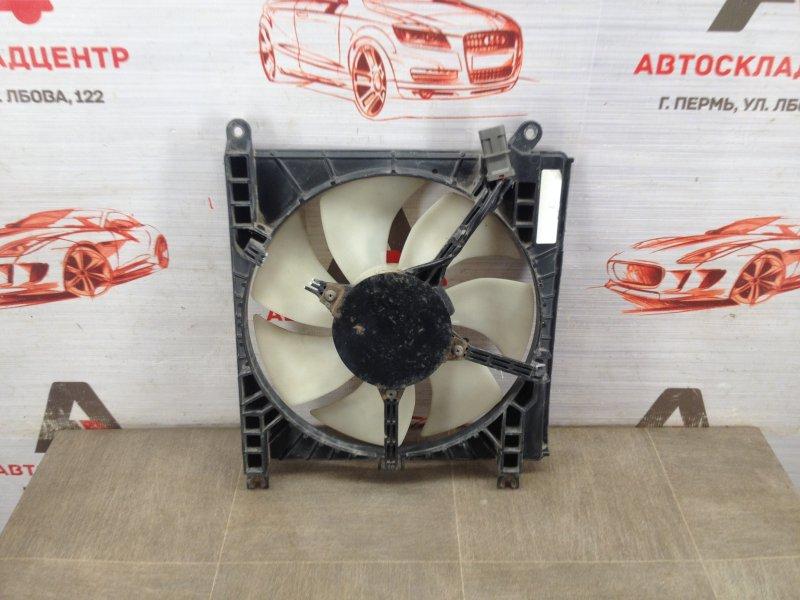Диффузор радиатора охлаждения - в сборе Suzuki Liana (2001-2007)