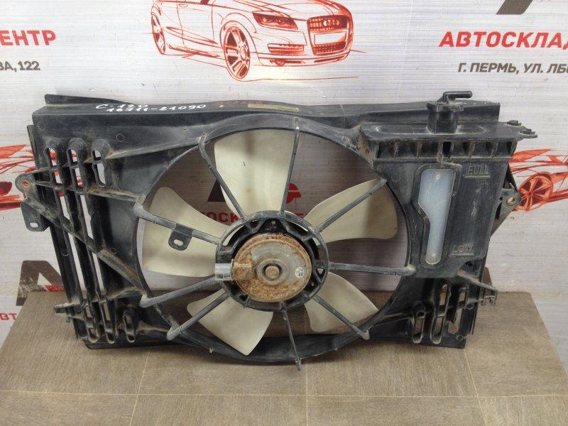 Диффузор радиатора охлаждения - в сборе Toyota Corolla (E12_) 2000-2007