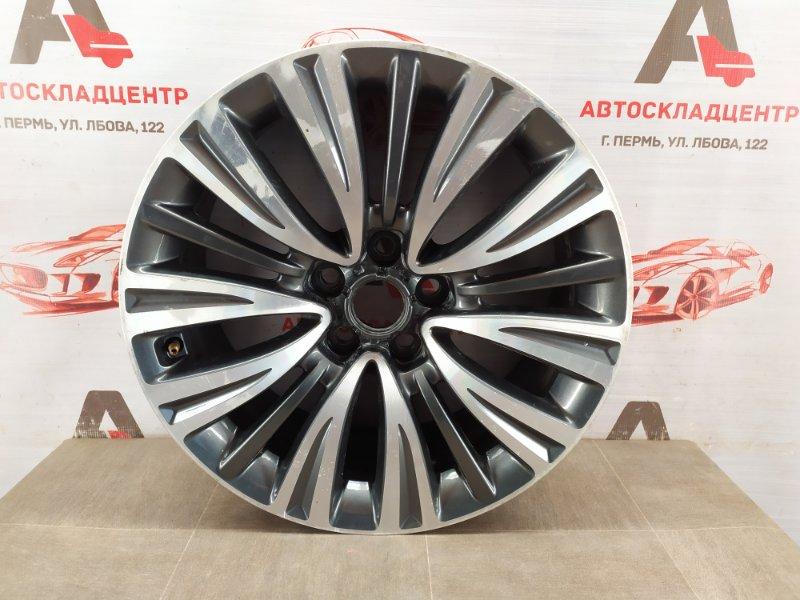 Диск колеса (литой) Kia Quoris (2013-2019)