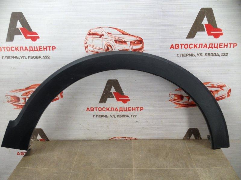 Накладка ( расширитель ) арки крыла - перед справа Renault Kaptur (2016-Н.в.)