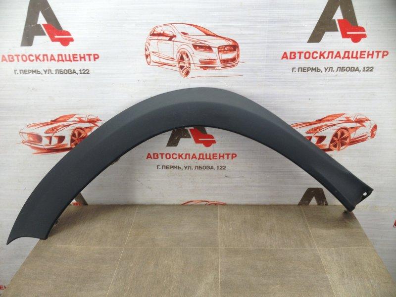 Накладка ( расширитель ) арки крыла - перед слева Renault Duster (2010-Н.в.)