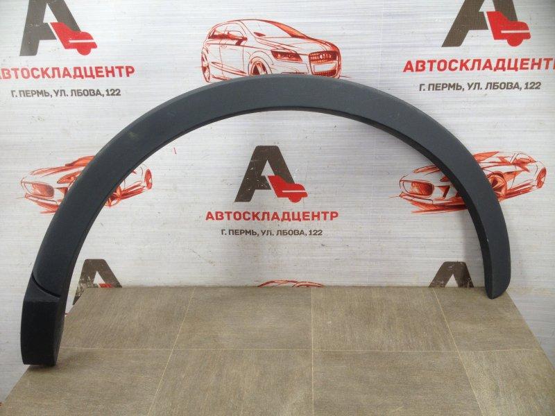 Накладка ( расширитель ) арки крыла - сзади слева Audi Q3 (2011-2019)