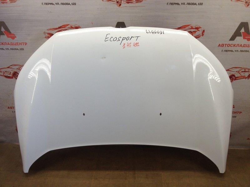 Капот Ford Ecosport 2014-Н.в.