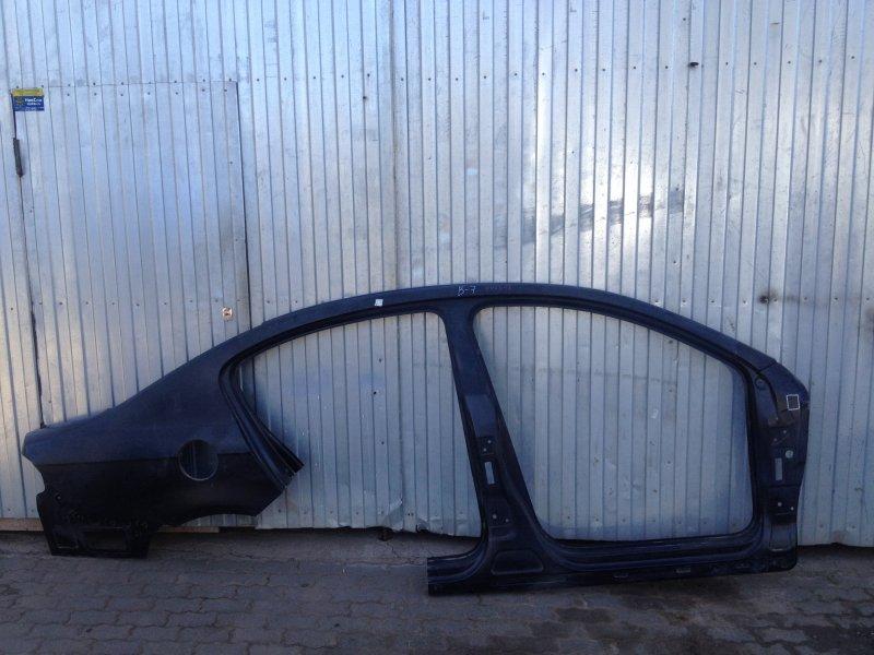 Кузов - боковина (обрезок с задним крылом) Volkswagen Passat (B7) 2010-2014 правый
